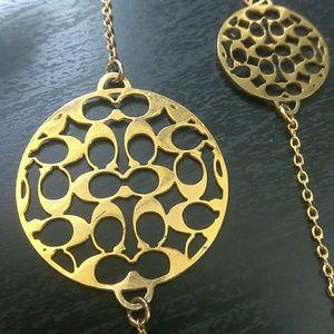 Jewelry - Coach Necklace